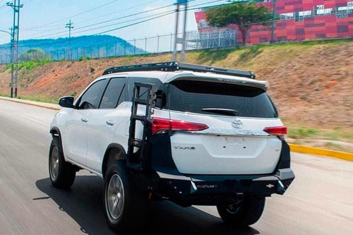 Toyota Forruner