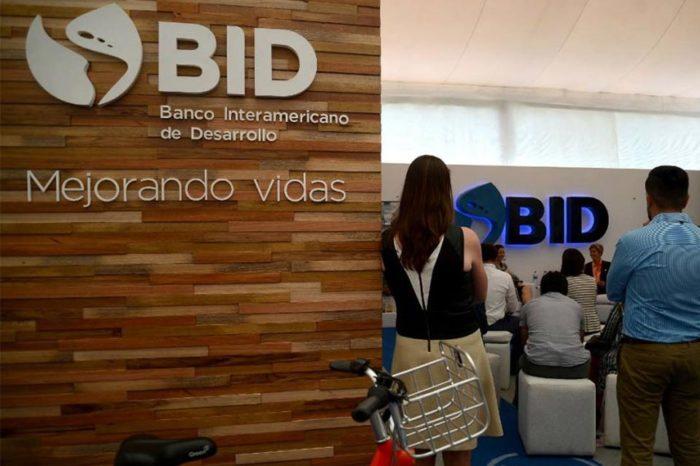 Previsiones para el BID en Latinoamérica