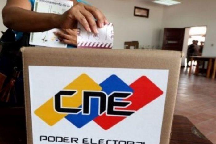 La sanción del voto CNE