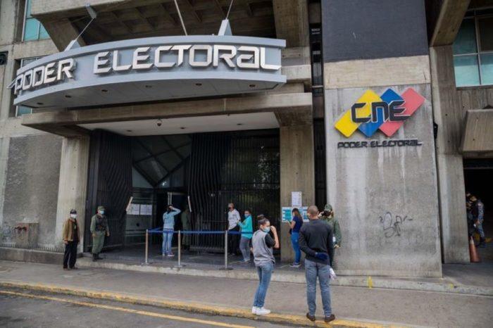 CNE Poder Electoral