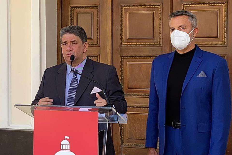 Comité Electoral - candidatos a rectores del CNE