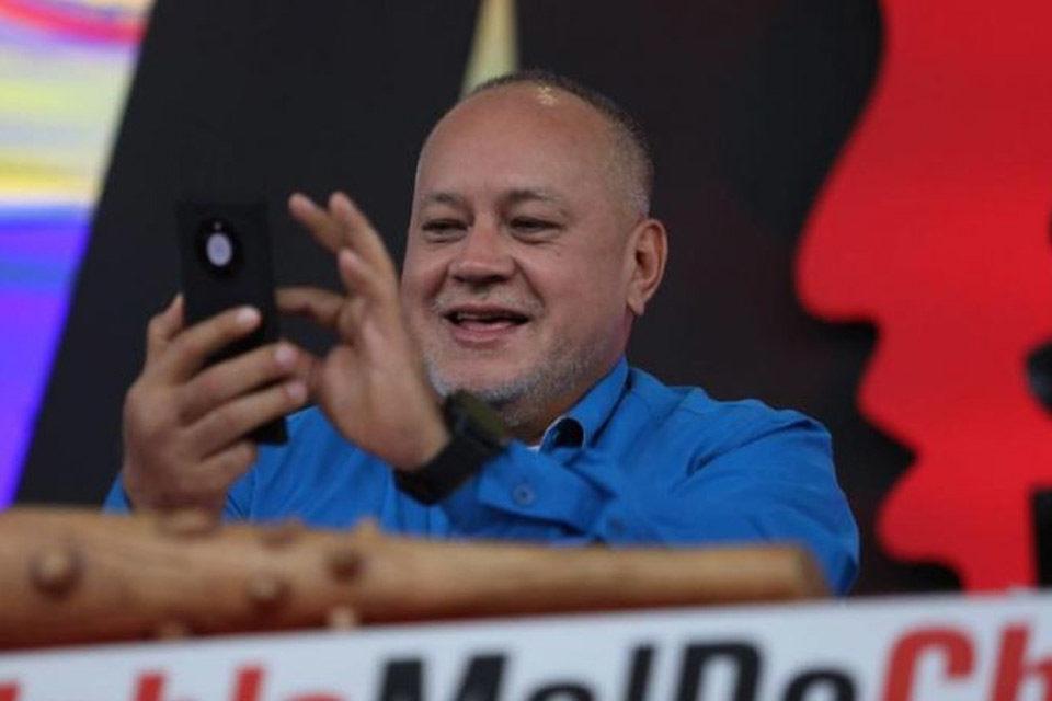 Diosdado Cabello sobre ONG