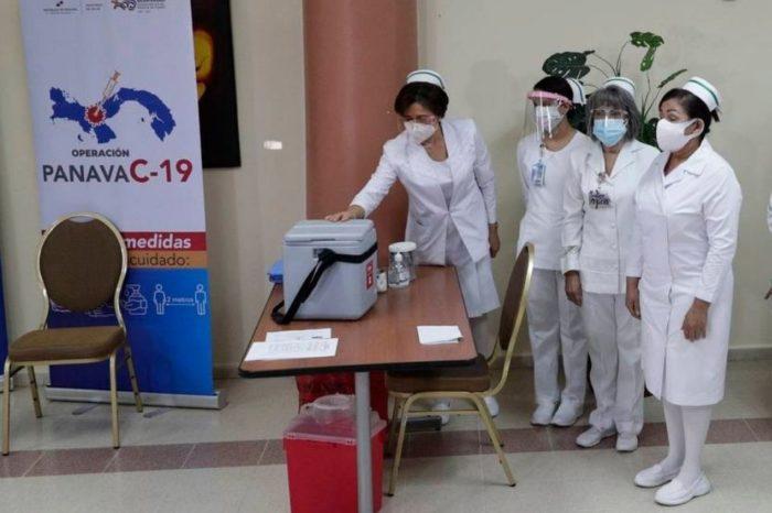 Vacuna anticovid-19 Panamá