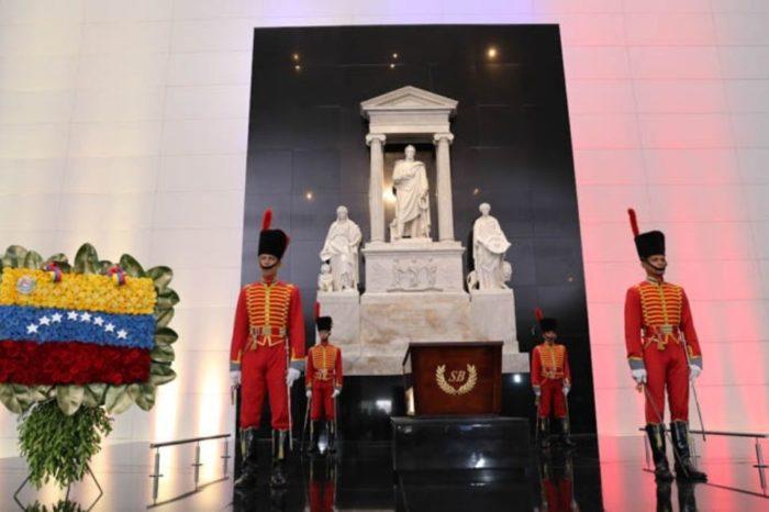 Orígenes del mito Bolívar
