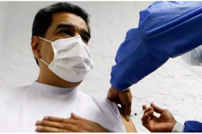 la pandemia Maduro vacunas