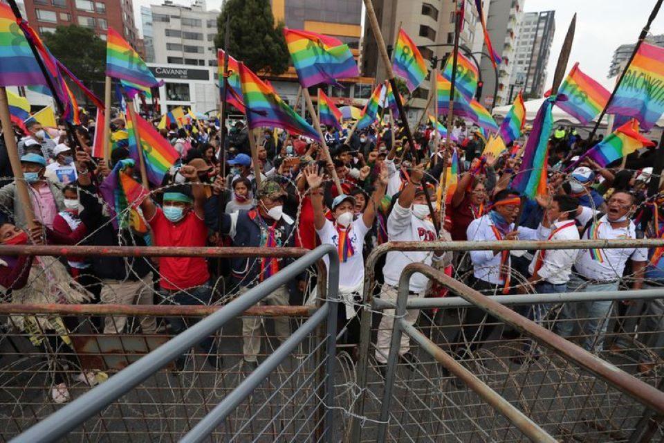Balotaje en Ecuador