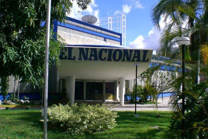 Demanda de Cabello contra El Nacional