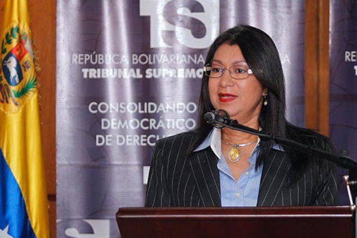 Magistrada Elsa Gómez