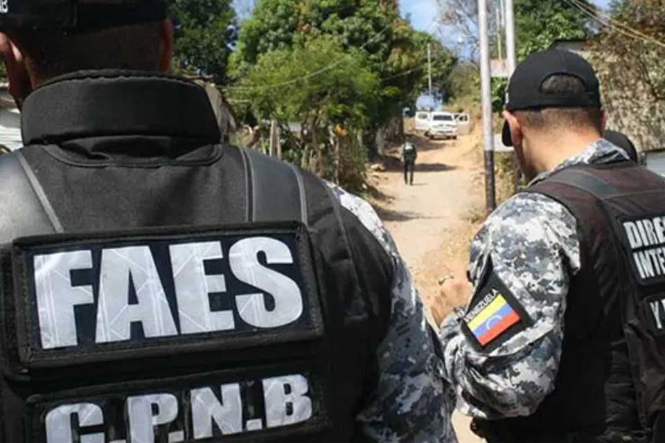 FAES Apure ejecuciones extrajudiciales