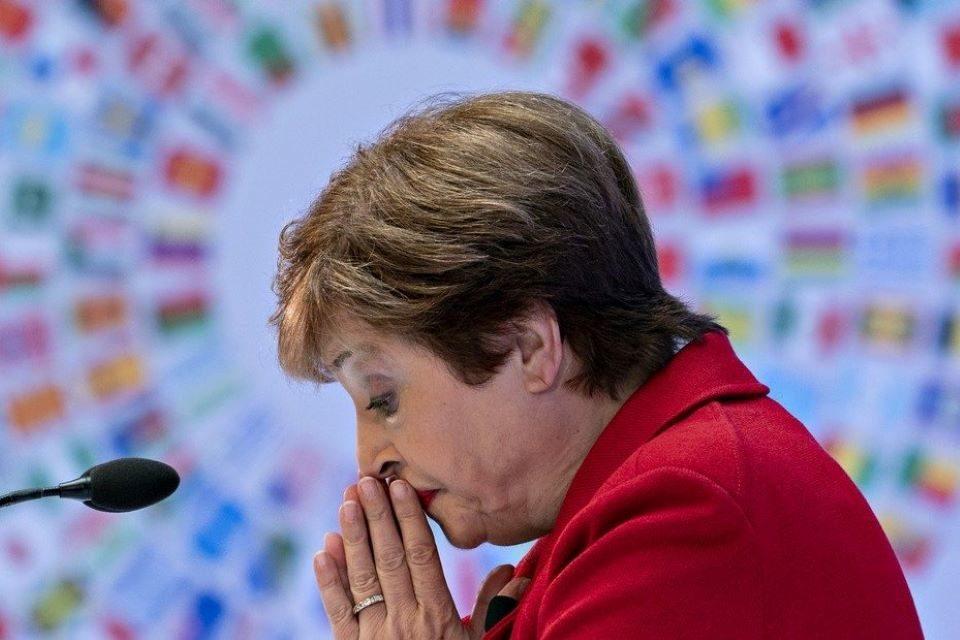 Optimistas Directora del FMI