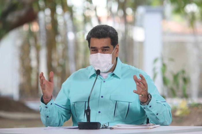 Maduro asoma posible control de precios