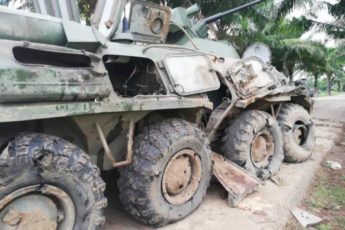 FAN Militares fallecen en Apure tras ataque con lanzacohetes