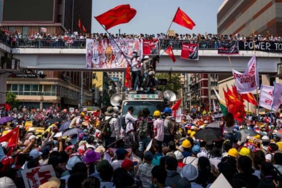 La geopolítica del autoritarismo Myanmar