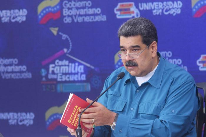 Nicolás Maduro incluye a tercera edad en plan de vacunación
