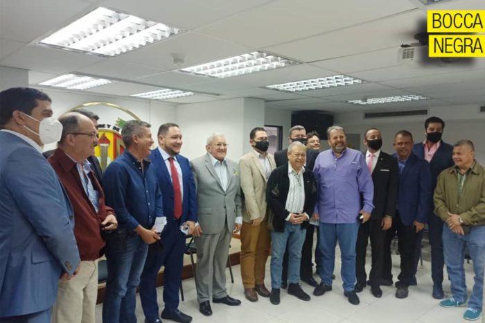 Partidos política nueva oposicion Boccanegra