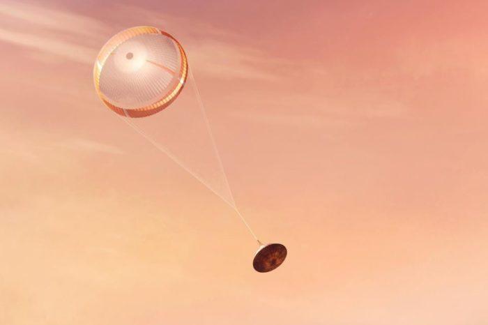 Ciencia Perseverance Marte