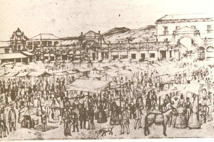 Caracas 1860