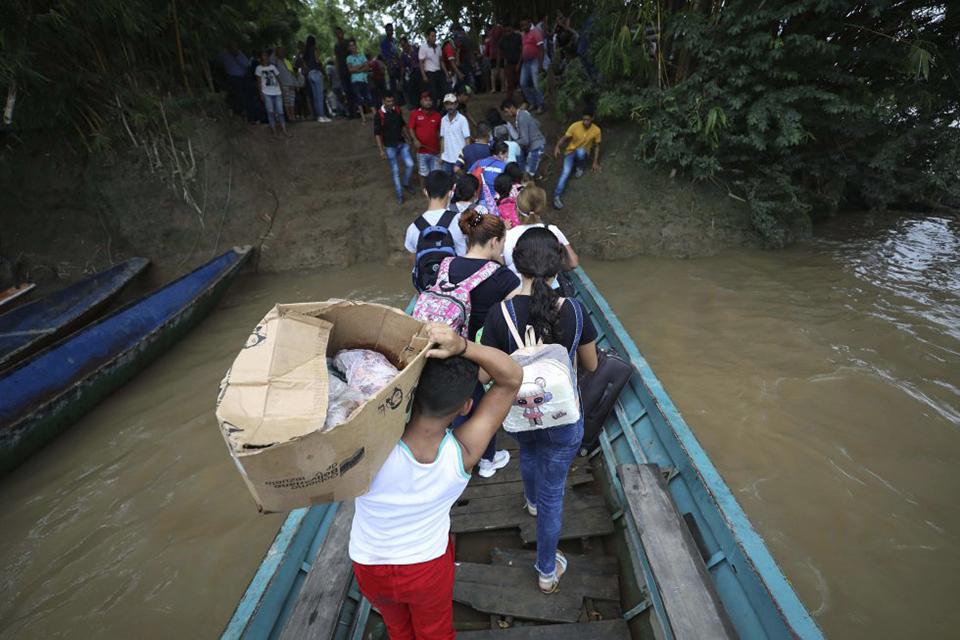 Corredores humanitarios