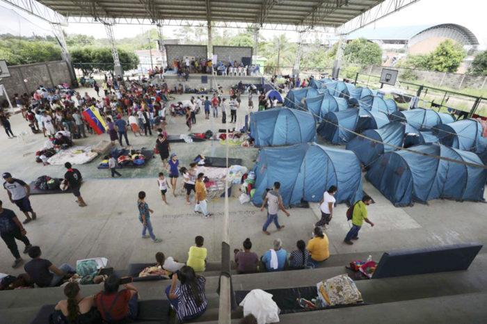 Desplazados de Apure denuncian en Colombia abusos de la FAN y FAES - colombia