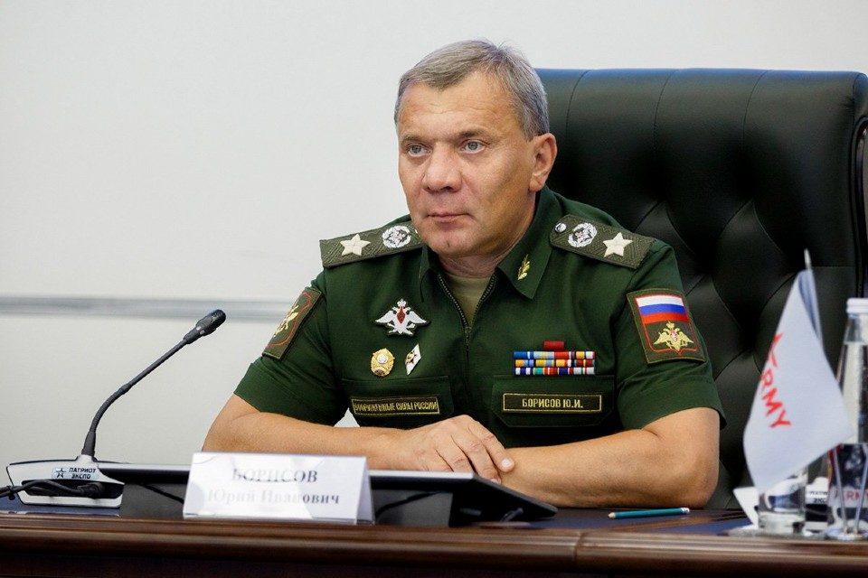 viceprimer ministro ruso