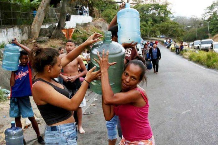 Sin derecho al agua
