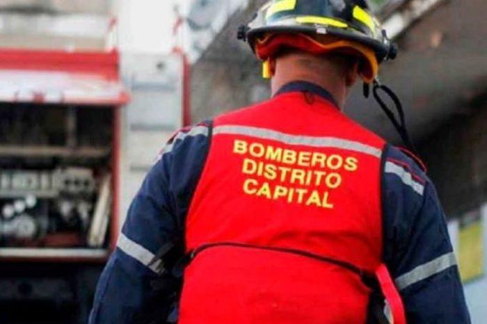 Vocación de servicio bomberos