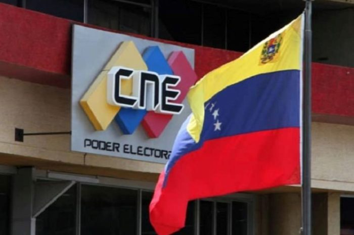 Operaciones políticas CNE
