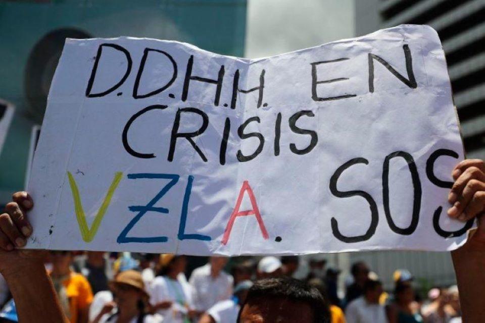 Norma contra ONG aniquila la lucha por los DDHH persecución