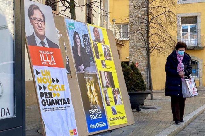 Elecciones catalanas 2021