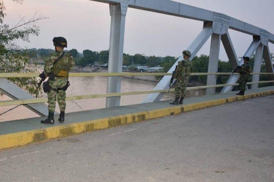 Guerra y paz frontera Arauca