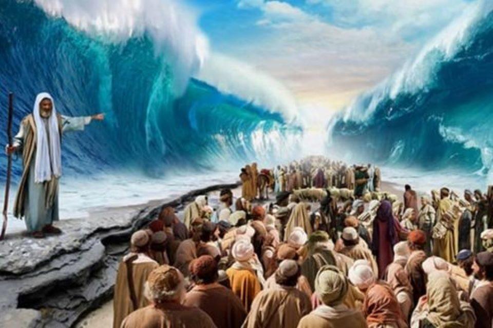 Moisés, el faraón y las sanciones
