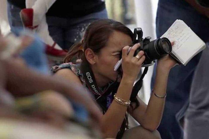 mujeres periodistas