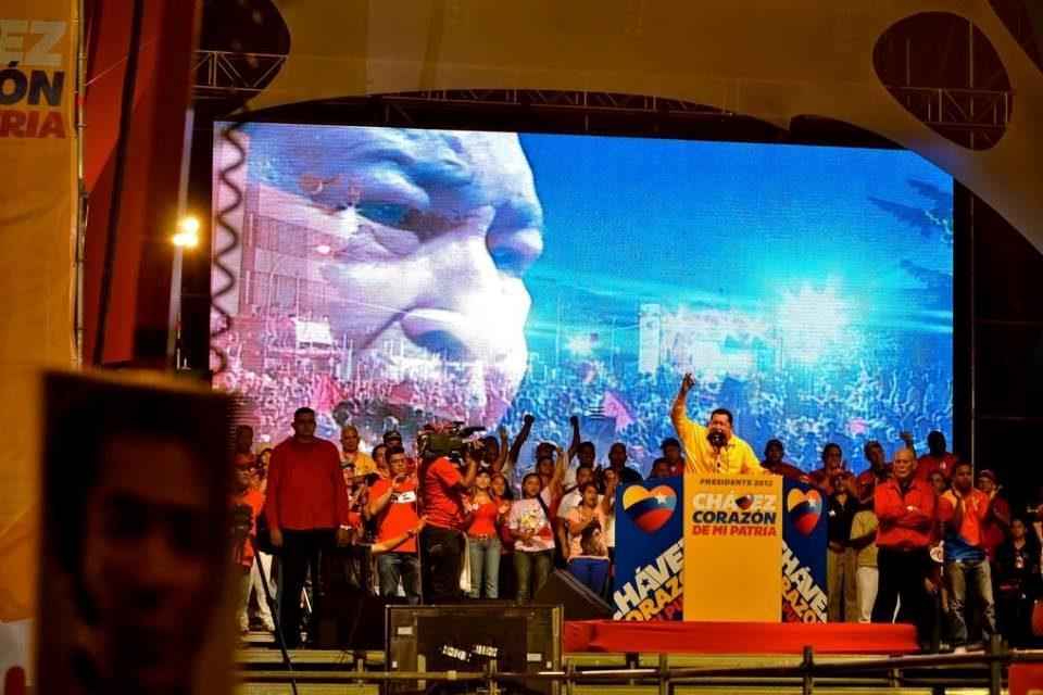Populismo Chávez
