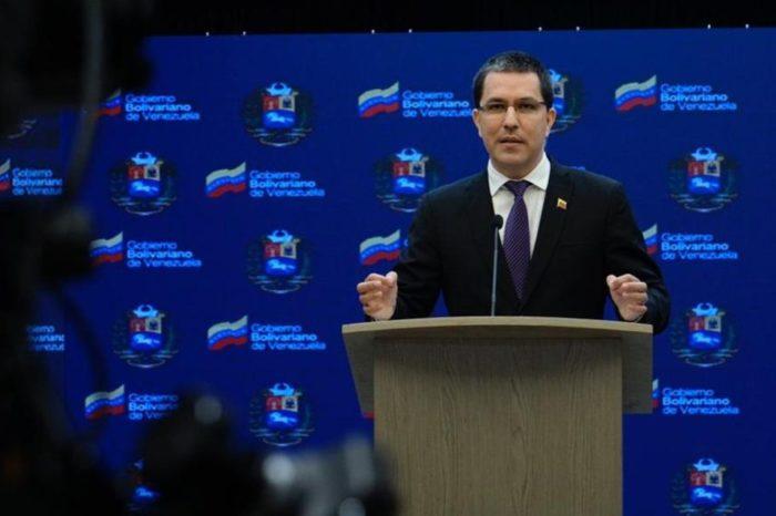 Arreaza La Victoria panel de expertos OEA