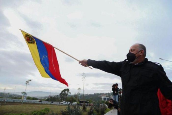 Diosdado Cabello 30 Abril