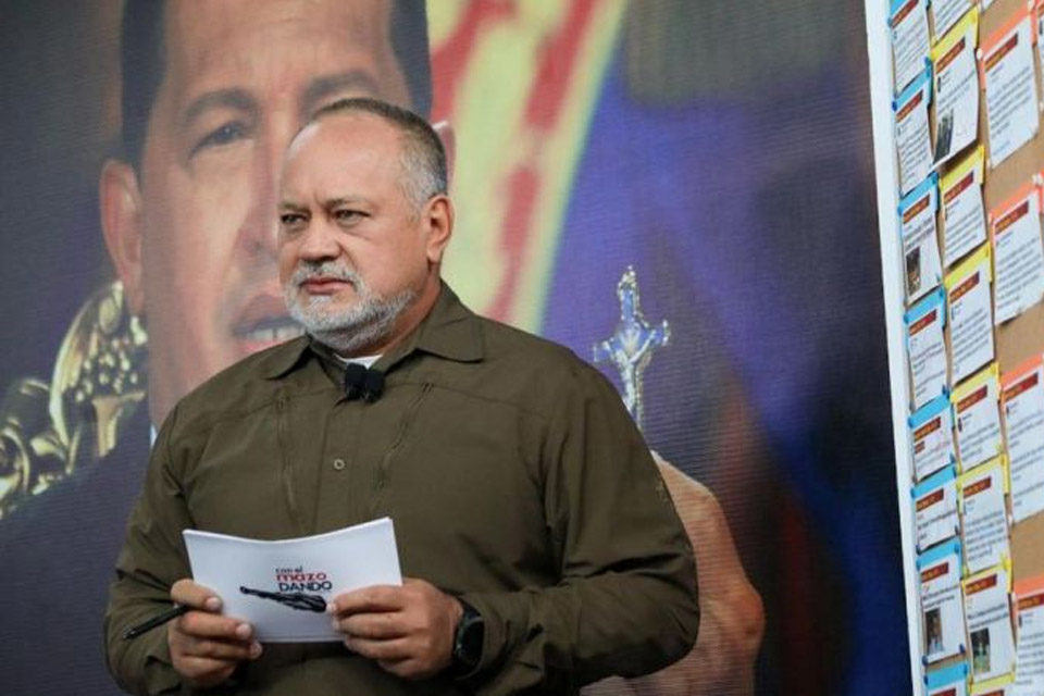 Cabello sobre demanda a El Nacional