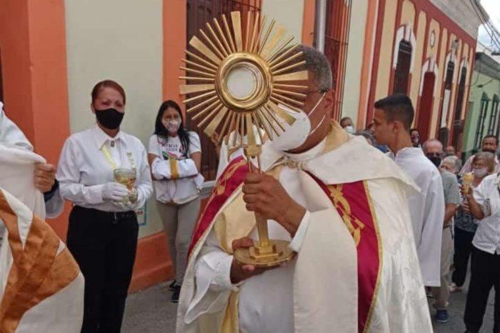 Iglesia católica - covid-19