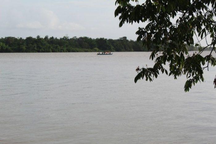 Naufragio en Delta Amacuro