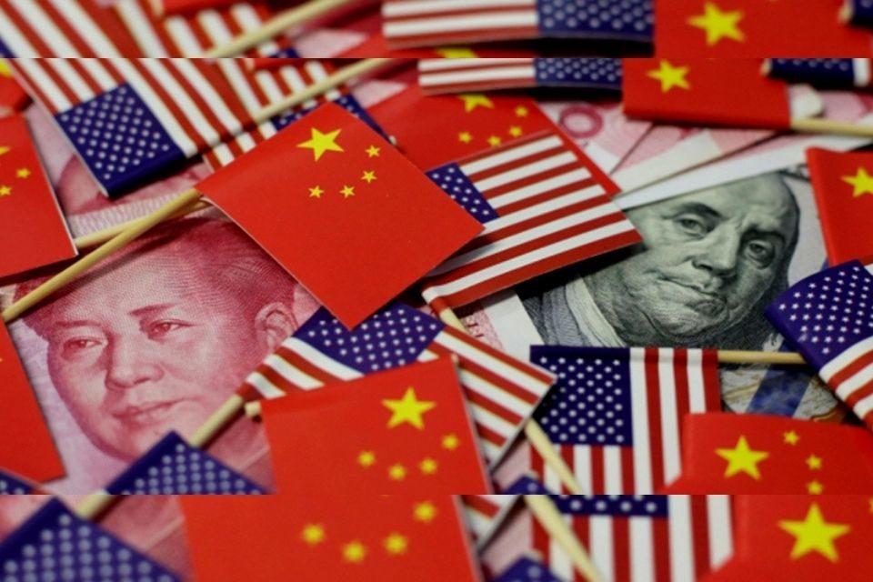 Hegemonía mundial China EE UU