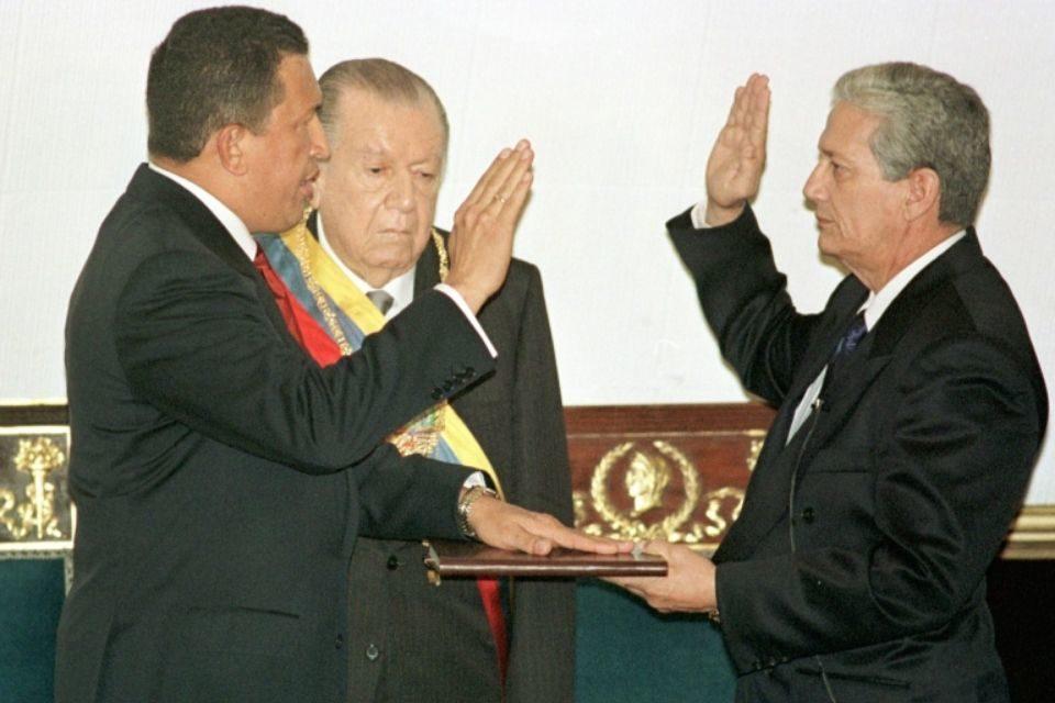 A 22 años de una desgracia Chávez jura