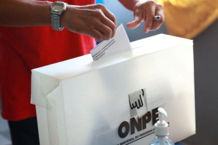 Elecciones presidencia de Perú