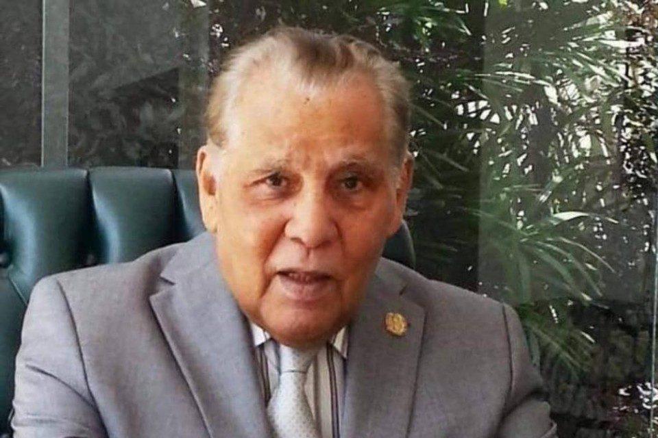 Enrique Prieto Silva general retirado
