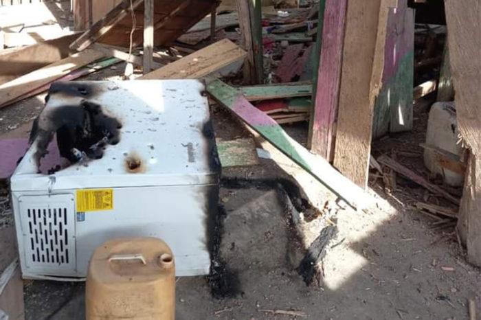 Fundaredes casas quemadas Apure