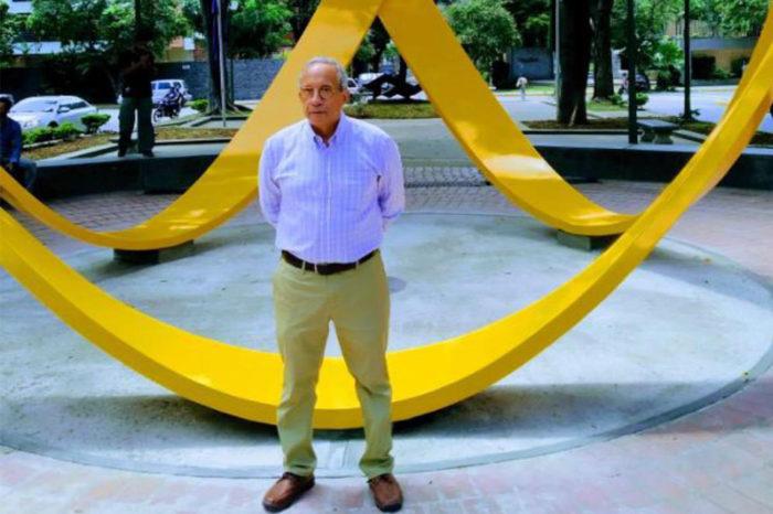 Gonzalo presidente del concejo municipal de chacao