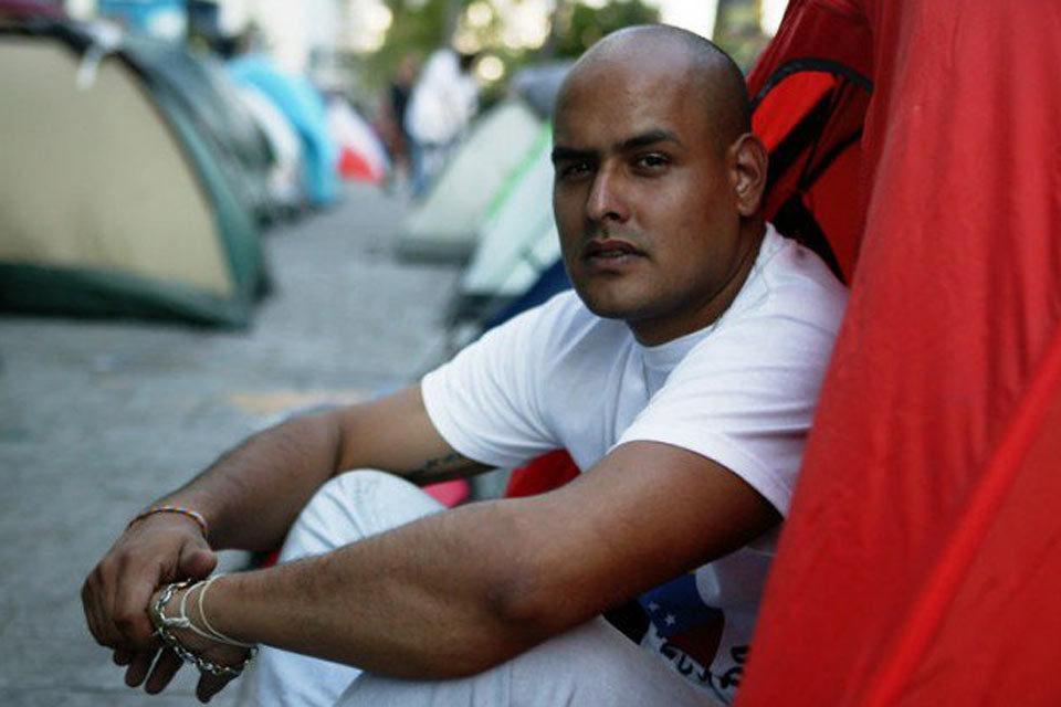 Gerardo Carrero excarcelado
