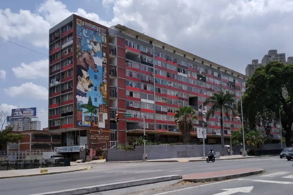 Gran Misión -vivienda-Mairet Chourio
