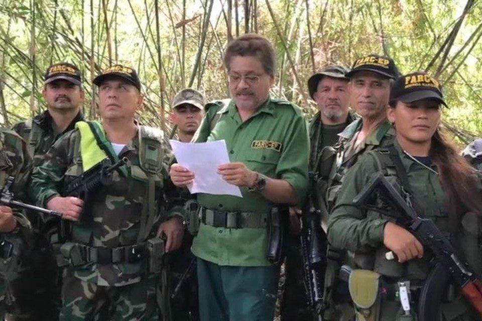 Ivan Márquez FARC