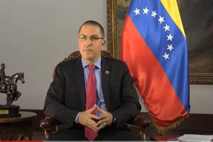 Jorge Arreaza gestión Maduro