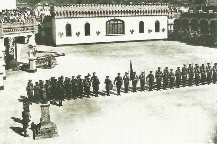 Caudillos Ejército de Gómez
