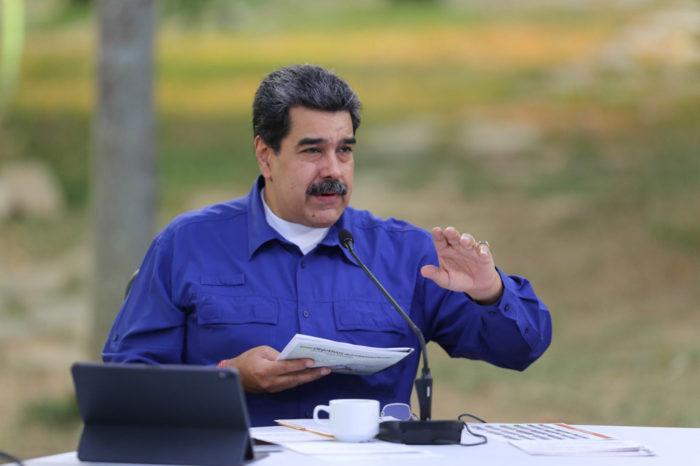 Nicolás Maduro sobre producción de diésel